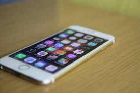 Mobile phone - ios