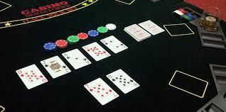 Poker - bord