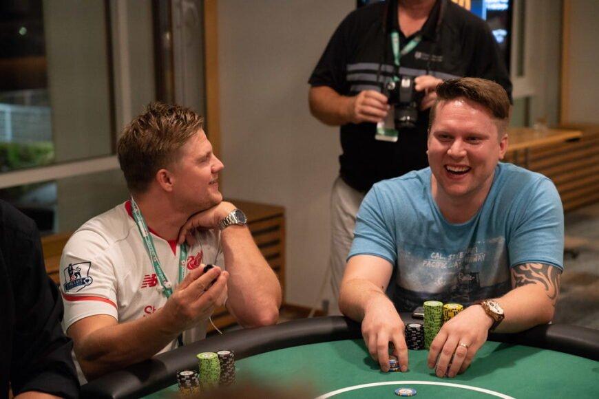Paf Destination Poker 2018 – The Final Table