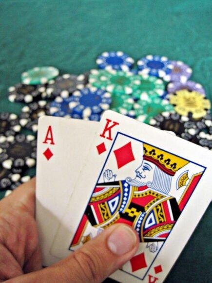Blackjack - winning hand