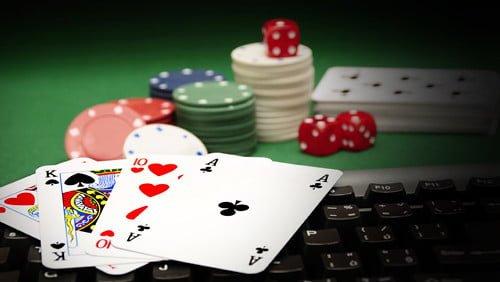 Online live Casino - dator ok