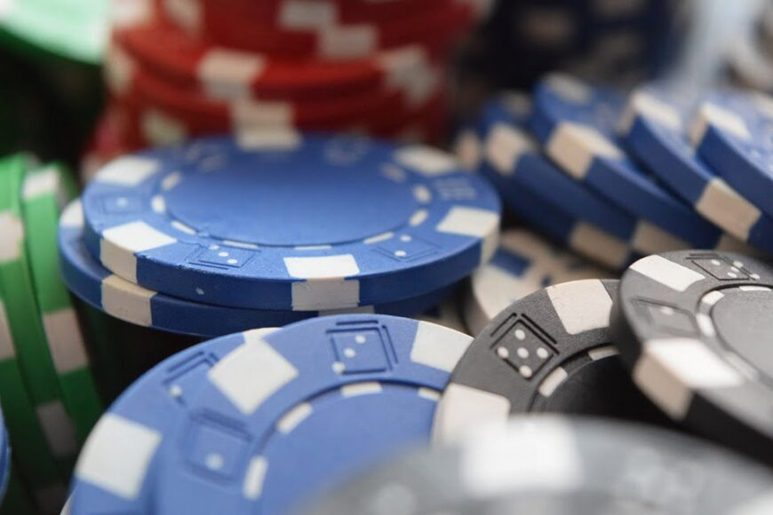 Poker chips - ok pixabay