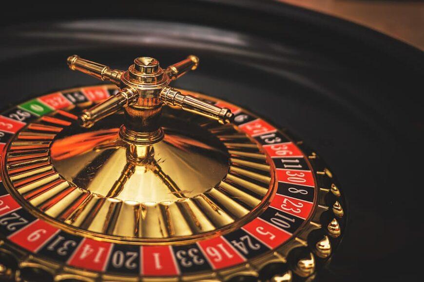 Roulette wheel - ok