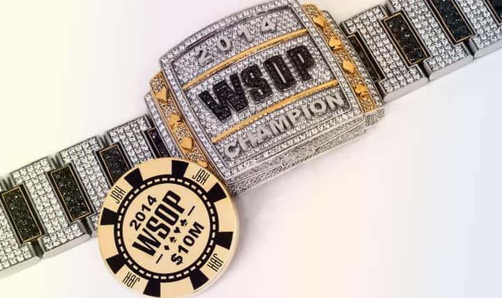 the wsop bracelet