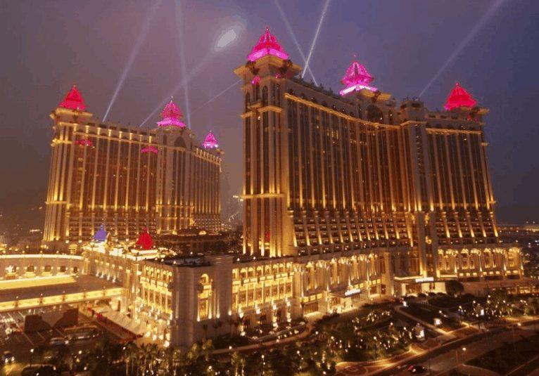 casino building in vietnam