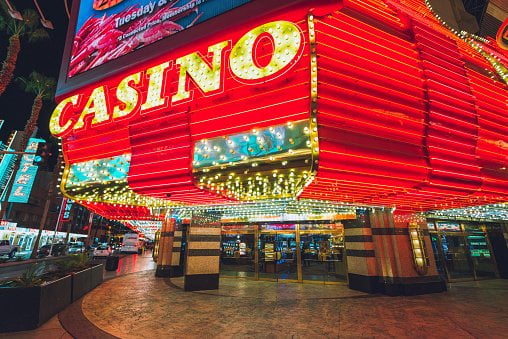 Casinos Pump Oxygen into the Air