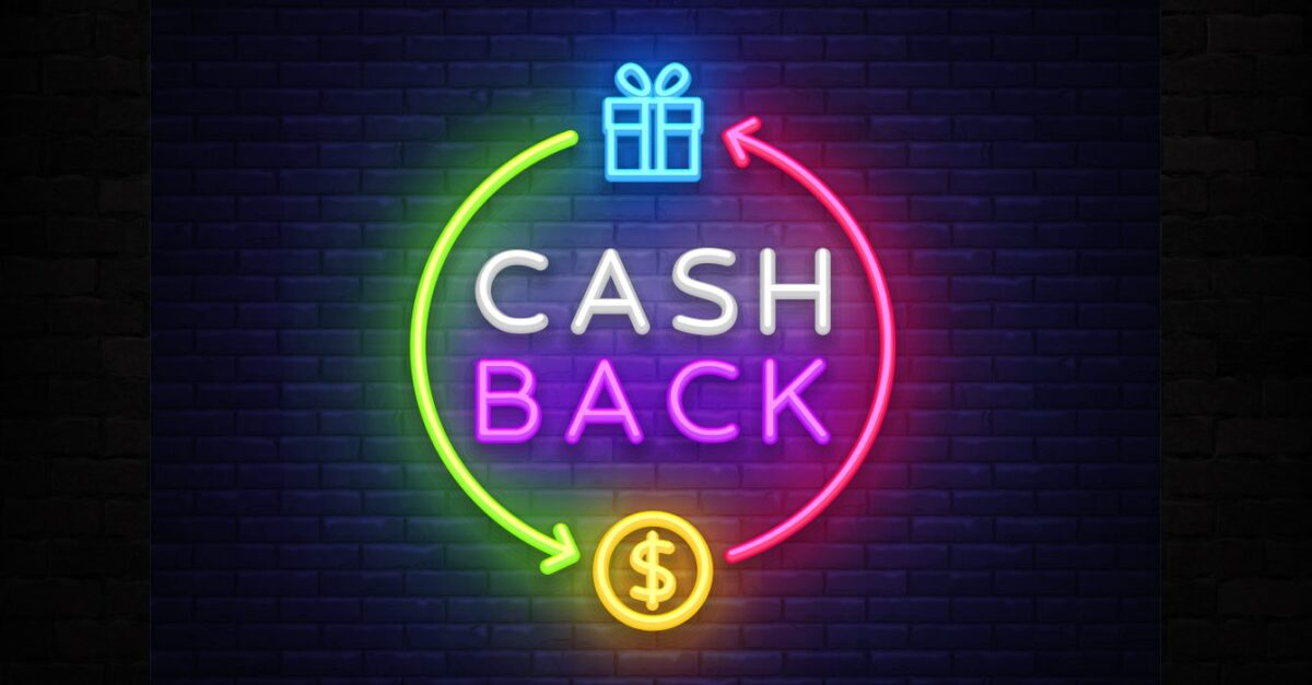 Cashback Online Casino Bonus