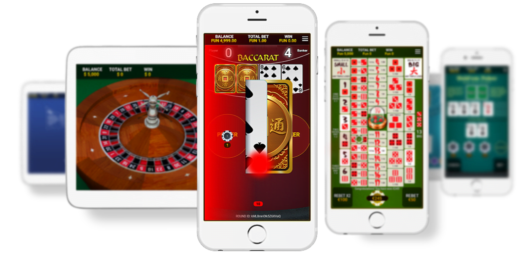 online casino devices