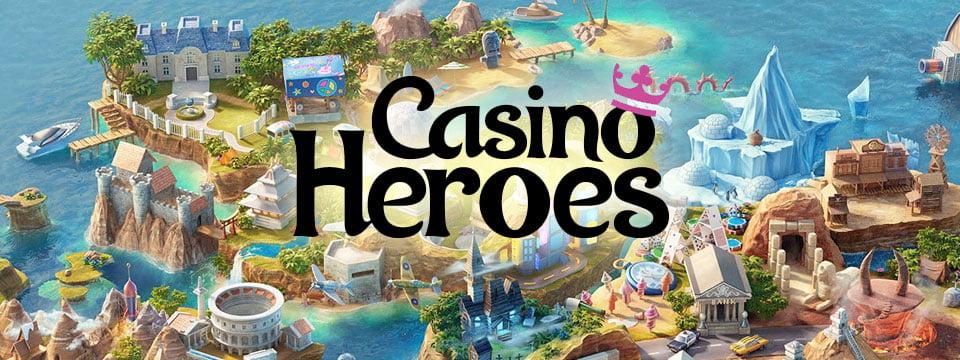 Casino Heroes Live Dealer