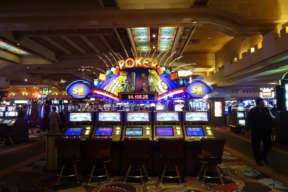 Las Vegas - poker ok