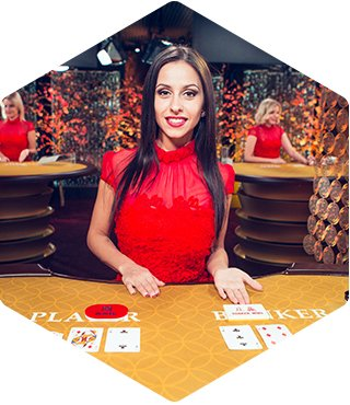 Evolution gaming - Speed Baccarat 1