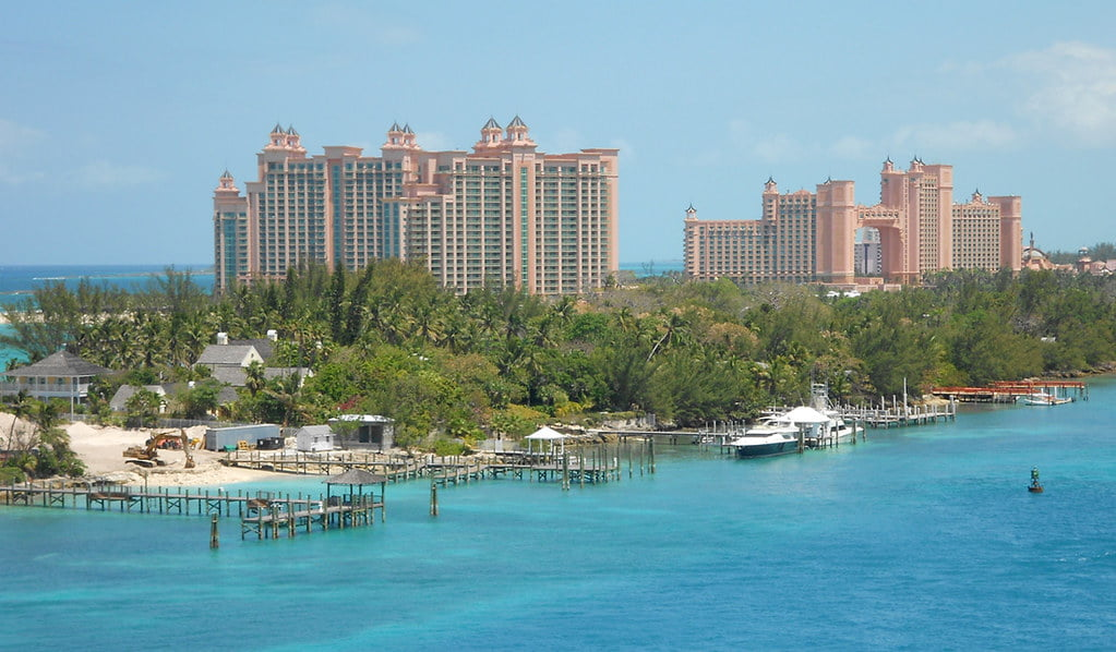 Atlantis Paradise hotel - poker
