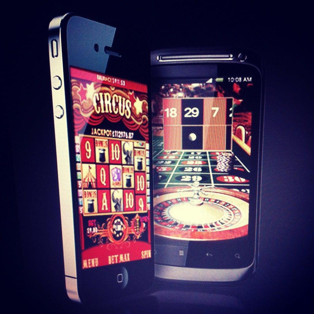Mobile casino - ok