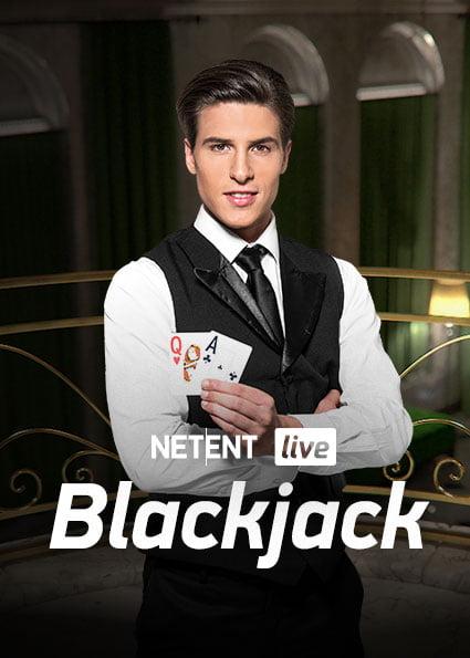 Netent - Live Blackjack
