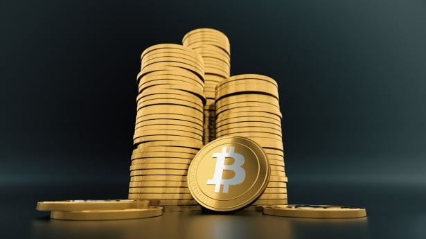 Bitcoin hög - ok