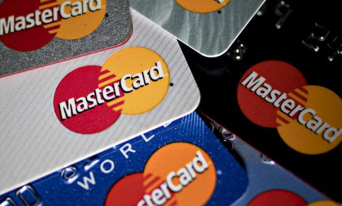 Mastercard casino deposit